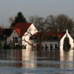 ¿Casa inundada?  Descubra qué hacer después de una inundación