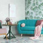 ¿Cómo combinar colores en la decoración de interiores?