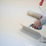 ¿Cómo pintar un suelo de cemento?