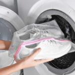 ¿Se pueden poner zapatos en la lavadora?