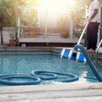 ¿Qué es un barrido de piscinas y cómo se mantiene?
