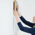 13 consejos para colgar un marco de fotos en la pared