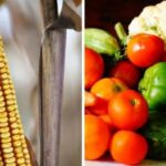Verduras contra granos, una explicación