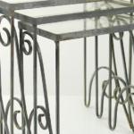 Cambio de imagen de una mesa de metal