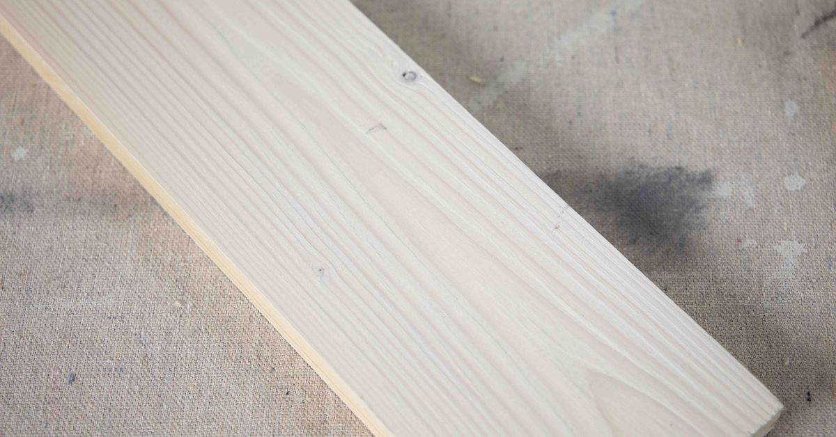 Cómo blanquear madera