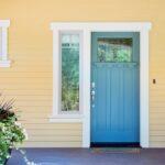 ¿Cómo elegir el color de la puerta de entrada?