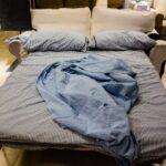 ¿Cómo abrir y cerrar fácilmente un sofá BZ?