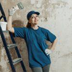 ¿Cómo quitar pintura vieja?
