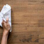 8 consejos para quitar un rayón de la madera