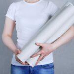 4 consejos para colgar papel tapiz horizontalmente