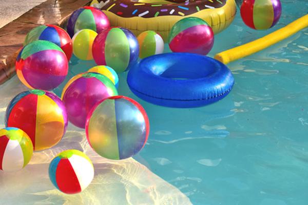 Consejos para la organización de la piscina
