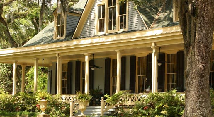 9 plantas perfectas para el porche de tu casa