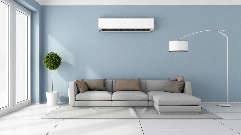 acondicionador de aire sin ductos
