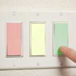 Cableado de interruptores de tres vías: hechos y procedimientos