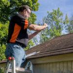 Cómo arreglar un techo con goteras