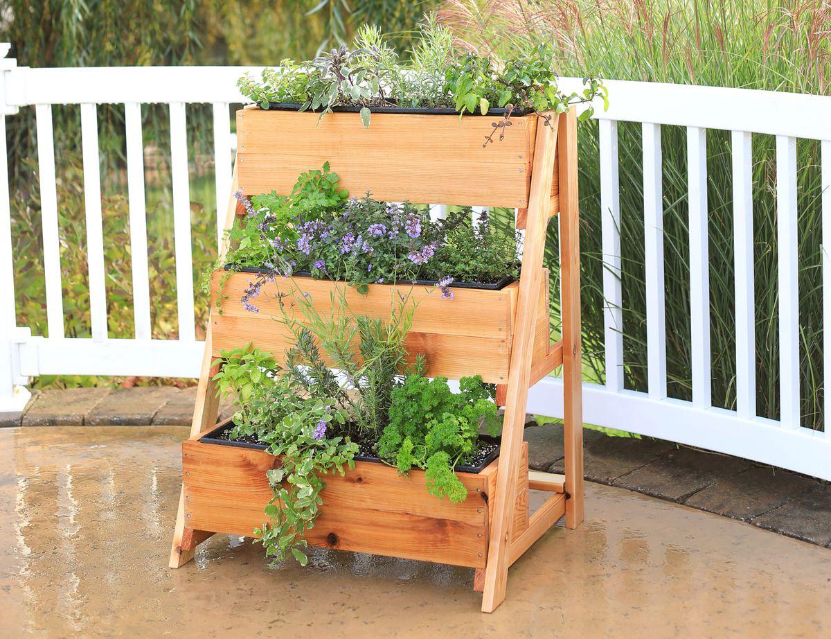 Verano 2021 Fácil bricolaje, jardinera