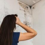 Cómo deshacerse del moho en baños