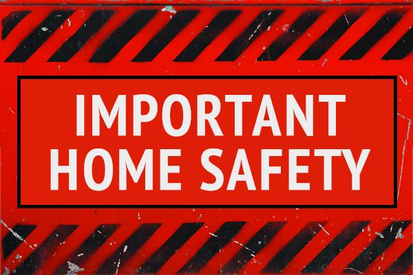 Señales rojas que dicen que es importante la seguridad en el hogar