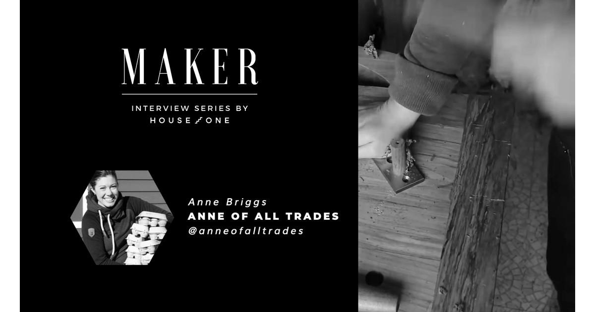 Entrevista al creador: Anne Briggs de Anne of All Trades
