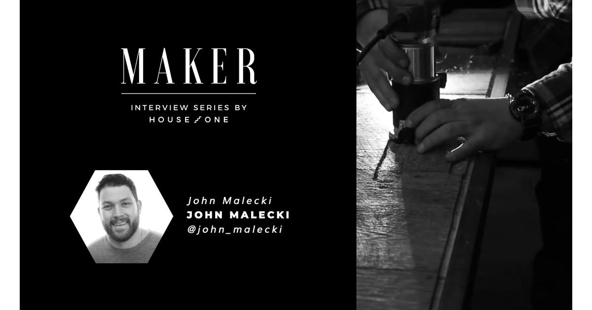 Entrevista al creador: John Malecki