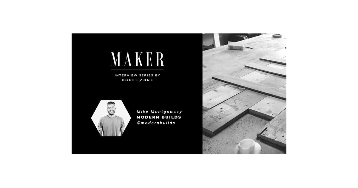 Entrevista al creador: Mike Montgomery de Modern Builds