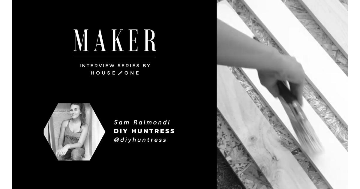 Entrevista al creador: Sam Raimondi de DIY Huntress