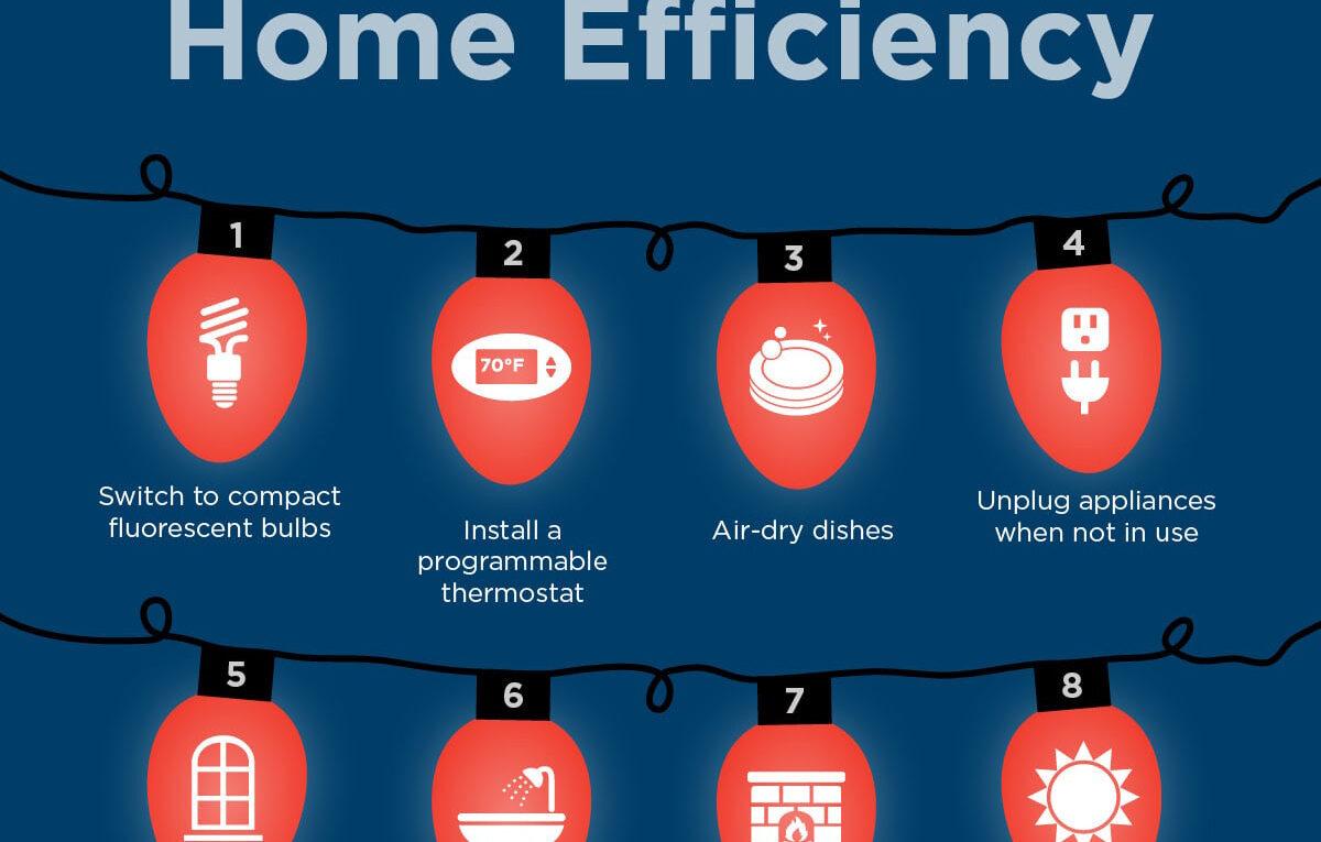 Consejos de eficiencia energética para las vacaciones