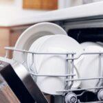 Limpiar profundamente el lavavajillas de la forma más fácil