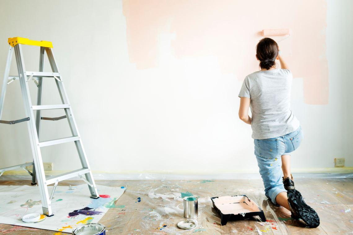 Rénovation Pièce Bien Peindre