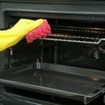 Cómo limpiar las rejillas del horno
