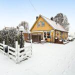Proteja su hogar contra la nieve