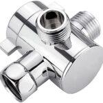 ¿Qué es una válvula desviadora para ducha o bañera?